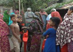 সাতক্ষীরায় ১৫ দিনের শিশু সোহান ঘুমন্ত মায়ের কোল থেকে চুরি ॥ বাকরুদ্ধ মা-বাবা